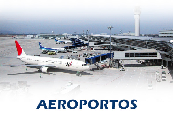 Todos os Aeroportos do Brasil