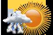 Possibilidade de Pancadas de Chuva - Nebulosidade variável com pequena chance (inferior a 30%) de pancada de chuva