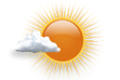 Predomínio de Sol - Sol na maior parte do período